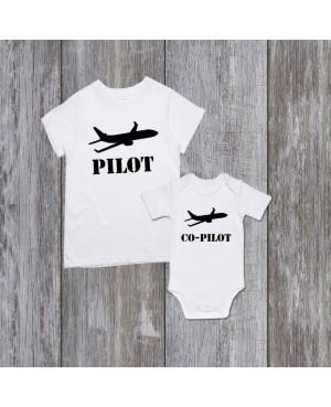 Body bébé Co-Pilote et...