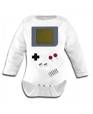 Body Bébé Gameboy - Cadeau geek