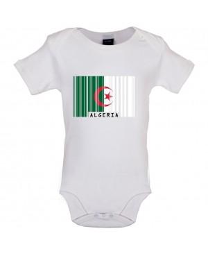 Body Bébé Algérie Code barre