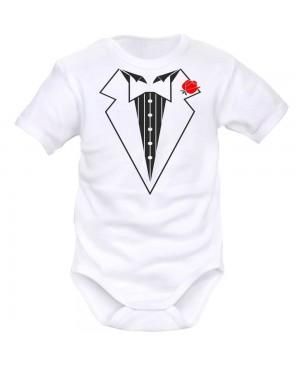 Body bébé élégant :...