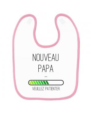 Bavoir Nouveau Papa