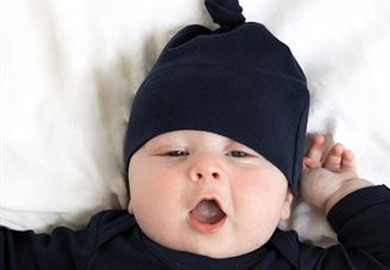 Bonnet pour bébé